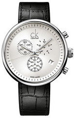 Calvin Klein Substantial Leather Chronograph Mens Watch K2N271C6 (mndjet.com) Tags: leather klein watches watch calvin mens chronograph substantial menswatches k2n271c6 calvinkleinwatches
