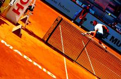 Effort (Saint-Exupery) Tags: madrid leica red game net atp master tennis tenis match juego partido rafaelnadal tierrabatida