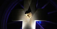 cristo (Sipalky Medina) Tags: church argentina face lumix buenosaires christ jesus cementerio panasonic cristo iglesias catedrales chappel sierradelaventana chappal dmcfz7 saldungaray salamona