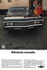 1969 Chevrolet Custom Coupe (dok1) Tags: nationalgeographic vintageads dok1