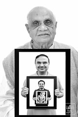 Niket's Family Tree (mathur7) Tags: family portrait men love kids portraits children photography frames day father grandfather son grandson generations fathers fotocurry amimathur
