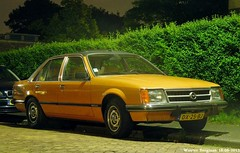 Opel Commodore 2.5 S automatic 1979 (XBXG) Tags: auto old classic haarlem netherlands car vintage germany deutschland automobile nederland s voiture german 25 automatic commodore 1979 paysbas opel deutsch ancienne allemande opelcommodore dx25bj