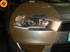 EBSbv, EBS LED position lights for Mitsubishi Lancer (EBSbv) Tags: cars car led leds mitsubishi position ebs positionlights ebsbv