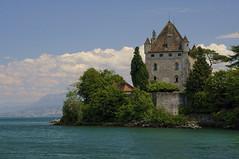 _DSC4471 (rokutt) Tags: water switzerland suisse lacleman yvoire genfersee franceboat lacofgeneva