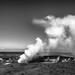 new planet (nosha) Tags: sky bw monochrome beautiful beauty volcano hawaii haze unitedstates smoke crater sulfurdioxide moonscape pāhoa