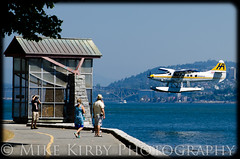 202/365 (Mike Kirby Photography) Tags: park vancouver project nikon dof july stanley stanleypark 365 floatplane week29 project365 2013 d7000