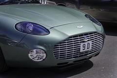 DB7 Vantage Zagato (f.dybuncio) Tags: park london centennial martin anniversary hyde british years 100 aston vantage zagato db7 coachbuilt