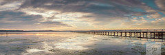Long Jetty Sunset (Kyola Images) Tags: sunset panorama lake big nikon long exposure pano jetty australia right lee stuff nsw really centralcoast 31 stopper d800 rrs ziess gnd carlzeissplanart1450 planart1450 leefilters planar5014zf 10stopneutraldensityfilter 09softgrad