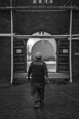 Month of Ramadan - IV (MeftaSadat) Tags: monochrome canon muslim islam mosque ramadan salah 50mmf18 60d monthoframdan