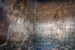 Cambodge - Siem Reap - Angkor (Thierry B) Tags: history horizontal geotagged religious temple asia asien cambodge cambodia southeastasia photos dr religion indoor jour indoors temples histoire asie kh siemreap angkor geotag mystic intrieur basrelief azi historique vestiges geolocation photographies  sieamreap int 2013 intrieurs southernasia southeasternasia horizontale asiedusudest  civilisationdisparue   gotagg thierrybeauvir beauvir wwwbeauvircom droitsrservs photothierrybeauvir  st0000 20130430