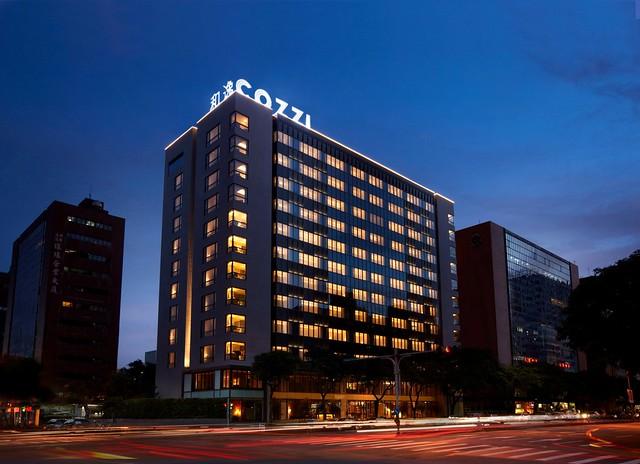 ホテル コッツィ台北民生館