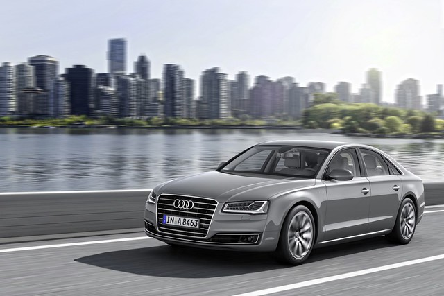 germany fl hybrid audi a8 2013