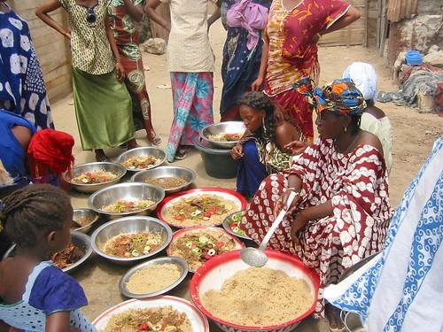 Baptême, Nouakchott, Mauritanie