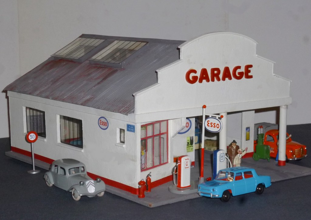 The world 39 s most recently posted photos of garage and for Garage auto fab ennery