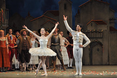 The Royal Ballet to tour the USA in June 2015