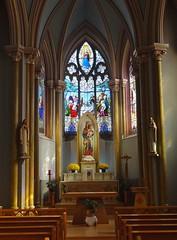 Sanctuaire Notre-Dame du Sacr-Coeur (Jacques Trempe 2,230K hits - Merci-Thanks) Tags: church heart quebec sacrecoeur notredame sacred eglise sanctuary sanctuaire steursule