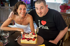 Birthday twins (koalie) Tags: birthday party france home cake dessert candle birthdaycake birthdaylunch mougins koalie coraliemercier provencealpesctedazur xaviermercier byvv06 byvlad