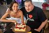 Birthday twins (koalie) Tags: birthday party france home cake dessert candle birthdaycake birthdaylunch mougins koalie coraliemercier provencealpescôtedazur xaviermercier byvv06 byvlad