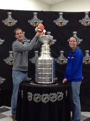 """Paul in the Stanley Cup • <a style=""""font-size:0.8em;"""" href=""""http://www.flickr.com/photos/109120354@N07/10953638714/"""" target=""""_blank"""">View on Flickr</a>"""