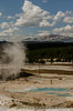 norrisgeydrt (1 of 1) (outrédurf) Tags: life park trees sky mountain nature water animals clouds forest landscape nationalpark earth wildlife canyon national yellowstone geyser
