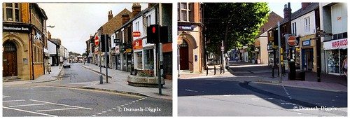 Beeston Then and now