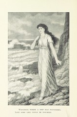 Image taken from page 58 of 'Hugh Trebarwith. A Cornish romance. [In verse.]'