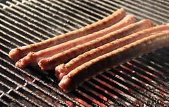(:Linda:) Tags: food night germany advent village five row thuringia grill angular brden thuringiansausage