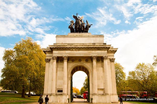 Wellington Arch, London, United Kingdom