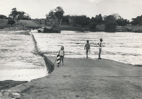 Flooded bridge in Moz somewhere (1971)-2