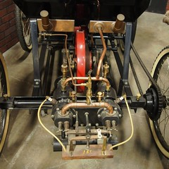 1896 Ford Quadracycle (Replica) 08 (Jack Snell - Thanks for over 26 Million Views) Tags: california ca wallpaper classic ford wall museum vintage paper antique flash automotive historic replica oldtimer sacramento veteran flair towe 1896 quadracycle jacksnell707 jacksnell