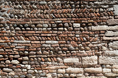 Off the wall.. (areyarey) Tags: old red urban italy abstract detail brick texture lines stone wall architecture outside design construction italia raw pattern pieces exterior stones decorative grunge mason details masonry decoration hard shapes surface structure line crack verona brickwall backdrop historical weathered material blocks aged rough shape built brickwork textured grungy solid finishing irregular areyarey vision:text=0854 vision:outdoor=097 vision:sky=072 vision:clouds=0563 vision:ocean=0633