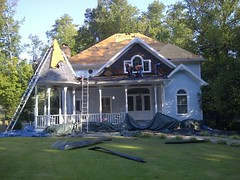 Roofing project Duluth GA