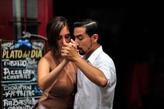 Tangopaar El Caminito Buenos Aires