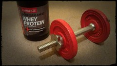 Protein and Dunbell