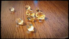GLA capsules