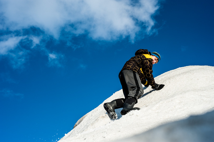 Calder Mountain 130