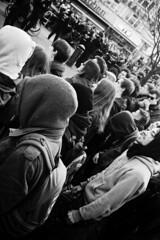 NDP vs Anti-NPD @ RatHaus Neuklln (Marcela Fa) Tags: berlin europe punk politics nazi wing streetphotography police right demonstration punx left links rathaus facist rightwing polizei punks fascist npd skinhead leftwing neuklln skinheads politico partei marcelafadonotusewithoutpermission