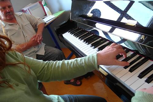 Ecole de musique - Cours de piano