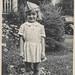 Cute little girl wearing a cap
