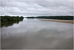 la Loire  Gennes - pour H (JJ_REY) Tags: france m8 borderfx aout2014