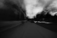 Wider Streets (Cushtopher) Tags: longexposure blackandwhite night contrast dark albany fujifilm blacknwhite albanyny bnw samyang samyang8mm fujixe1