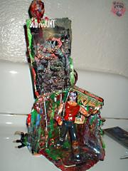 tOkKustom ::  BODYCOUNT Casey  (( 2003 )) (tOkKa) Tags: 2003 1996 midnight violence raphael teenagemutantninjaturtles tmnt imagecomics footsoldier caseyjones simonbisley 4kids tokka customfigure lostproject playmatestoys kevineastman terrible2zcom tokkustom johnnywoowoo tmnt2k3