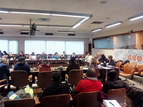 Beneficiaries Meeting 2015 - Brussels