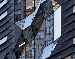 The New School - University Center (Joel Raskin) Tags: reflections reflectiveglass fragmentedreflections fragmented geometricshapes lines angles diagonals abstract architecture nyc newyorkcity manhattan thenewschool gx8 lumixgx8 facade