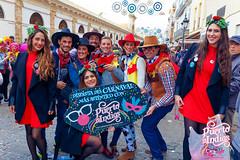 Puerto de Indias en el Carnaval de Cádiz 2017