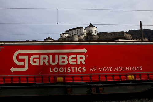 Gruber Logistics, Kufstein