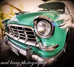 FC Holden ( General Motors ) production years 1958-1960 (Malcom Lang) Tags: fc holden general motors 19581960 car vehicle automobile auto wheels tyres grill lights bumper bar green old vintage crome window bonnet fisheye lens canoneos6d canon canon6d canonef canonfisheyelens 15mm malcomlangphotography mal lang photography aussie australia australian sedan