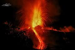 Etna , cratere di sud/est (Di Caudo Antonio) Tags: etna etnasud eruzione crateredisudest colatalavica