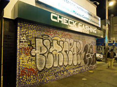(gordon gekkoh) Tags: sanfrancisco graffiti plan9