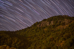 First Try on Star Trail